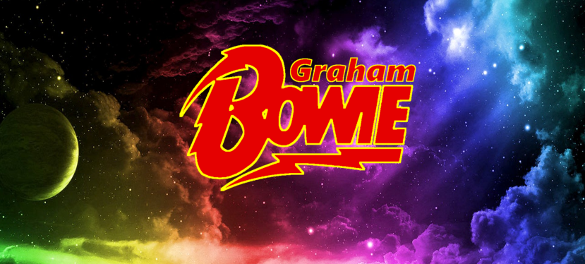 ABOUT GRAHAM BOWIE